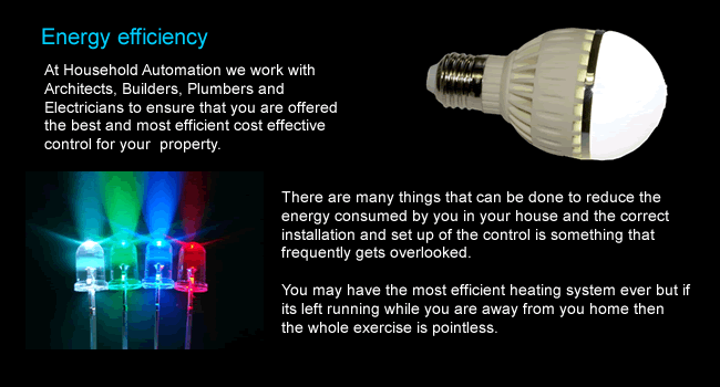 Energy Efficiency Household Automation Designing Efficient Systems And Monitoring Their